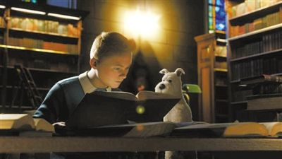 电影《丁丁历险记:独角兽号的秘密》自开拍以来,一直受到该漫画拥趸们的关注。