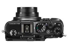 图为:尼康P7100数码相机