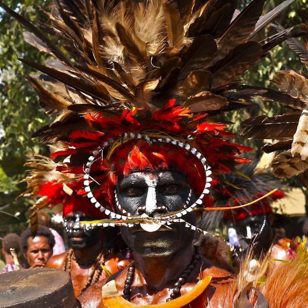 神秘而古老!揭秘神奇的巴布亚新几内亚原始部落