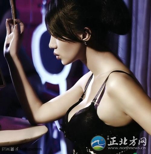 吴仁惠八字奶秒胸大无脑美女明星组图