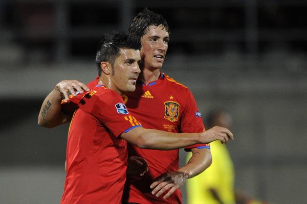 列支敦士登0-4西班牙