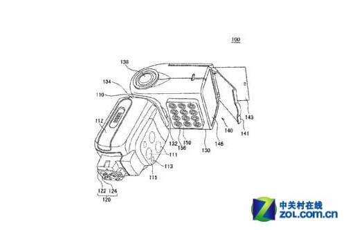 尼康闪灯LED摄像照明专利图