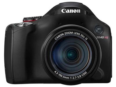 佳能(Canon) SX40 HS