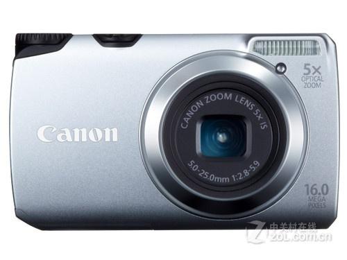 图为:佳能数码相机A3300 IS