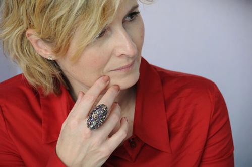 SWAROVSKI(施华洛世奇)宝石部创作总监Birgit Rieder