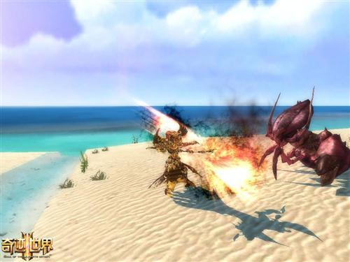 《奇迹世界2》游戏截图