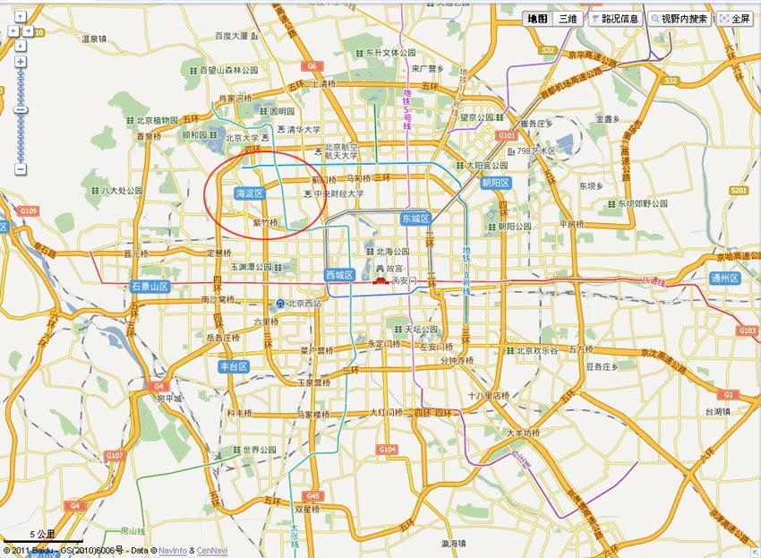有经纬度的中国地图