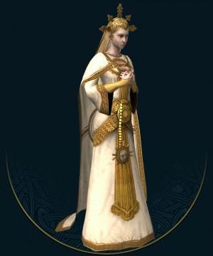 艾尔拉思的女修士献身于对光明之龙的信仰,誓要将光明和温暖带给所有需要的人。艾尔拉思的修女深受帝国人民的爱戴,在战争时期,她们奋战在前线救死扶伤。