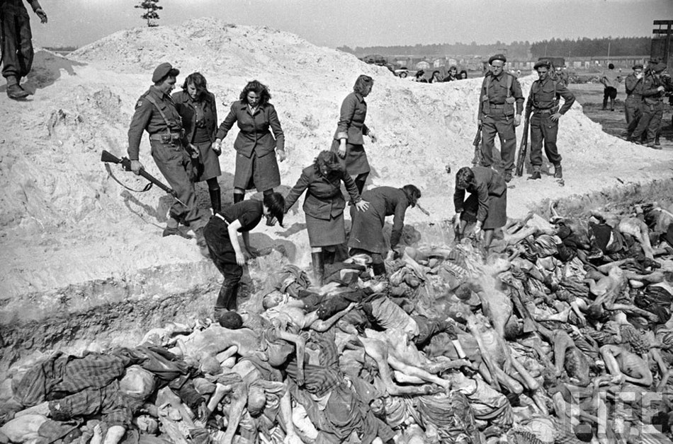 the details of the atrocities that happened during the holocaust 2004-02-29 happening to the jews compared to other atrocities that took place in the second world war b- this only happened after the war i.