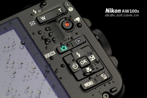 首款便携三防相机 尼康AW100s精美图赏
