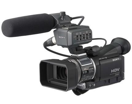 索尼高清数码摄像机HVR-A1C