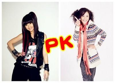 杨丞琳PK应采儿