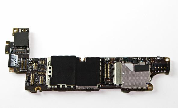 苹果4s听筒拆机图_iPhone4S拆机图集:Lets check iPhone-搜狐滚动