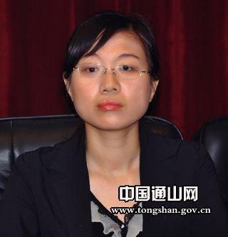 80后法学女博士将成湖北通山县首任女县长(图)-