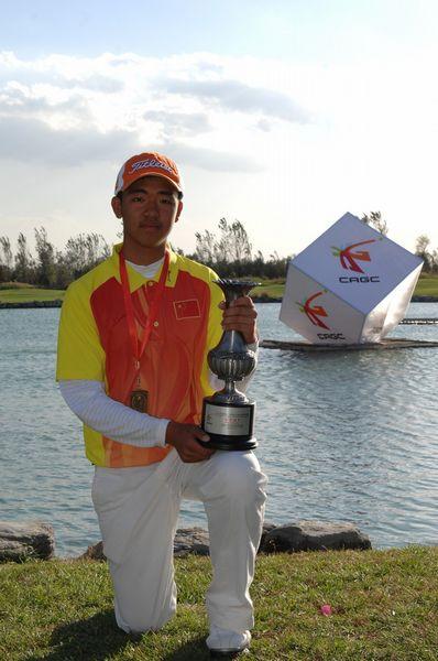 2011冠军赛冠军李源