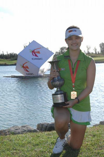 2011冠军赛女子冠军维多利亚