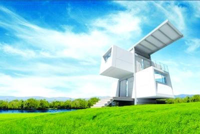 造型最天马行空的房屋(组图)