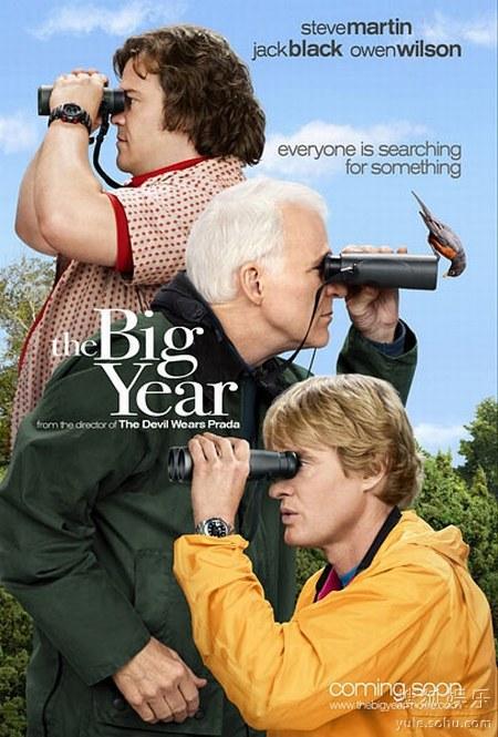 《观鸟大年》The Big Year