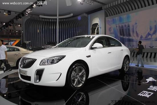 别克君威GS智驱豹广州到店 订车仅需2万元