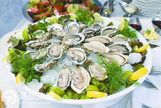 法国人把牡蛎当爱情催化剂
