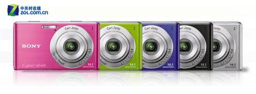 索尼W530数码相机