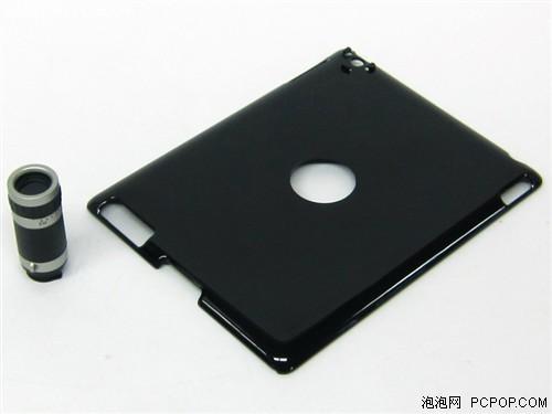 iPad镜头变身单反!6倍光学变焦套装