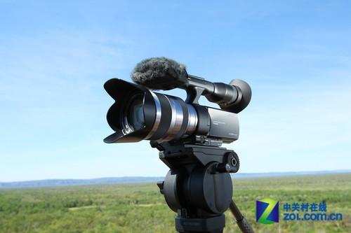 索尼VG20E数码摄像机