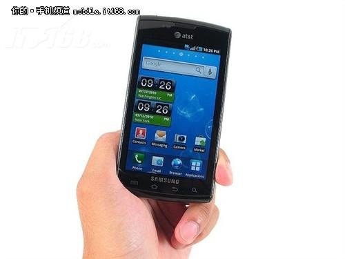三星i897(i9000 AT&T版 16G)