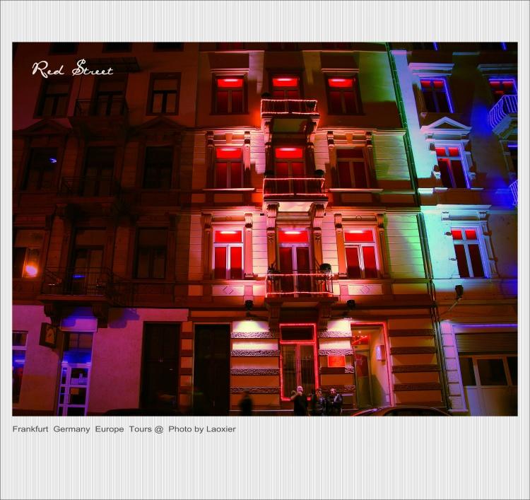 感受德国法兰克福开放夜生活