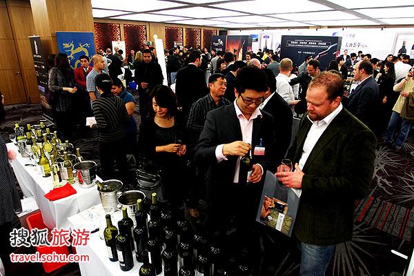 2010北京希尔顿酒店国际美食及葡萄酒节