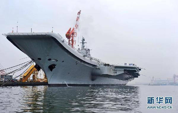 美《防務新聞》︰中國海軍力量已達全球第2 僅次美國(圖)