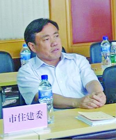 南京市综合环境整治指挥部雨污分流组组长竺兴宏