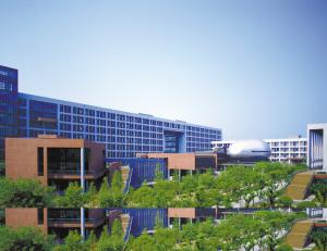 浙江大学建筑设计研究院(组图)nuke绘制版蒙图片