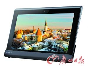 索尼Tablet S接受预订 32GB版不到4千元人民币