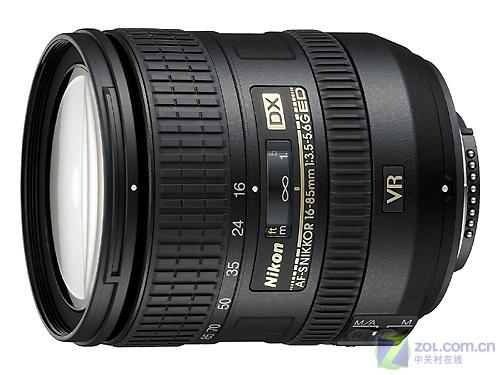 AF-S DX 16-85mm f/3.5-5.6G ED VR镜头