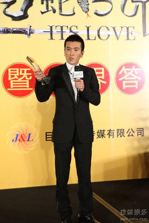 杨子控诉电影行业的吐槽抹黑