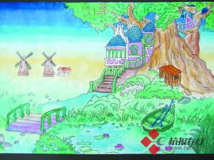 2011杭州市首届中学生动漫绘制比赛圆满落幕(组图)图片