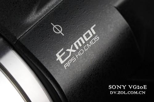 Exmor APS HD CMOS 标识