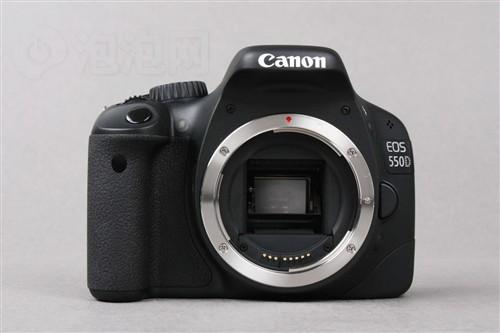 佳能(Canon) EOS 550D(单头套机18-55IS)