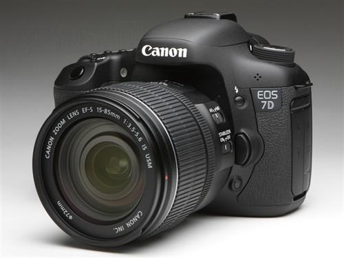 佳能(Canon) EOS 7D(18-135mm单头套机)
