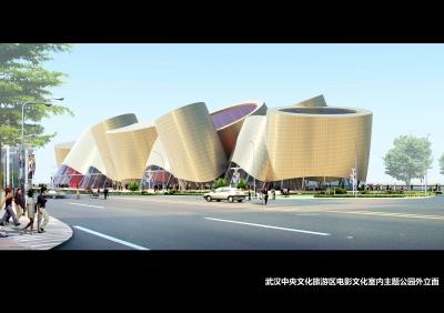 汉影院_汉街:中国最具文化旅游特色的商业步行街(组图)