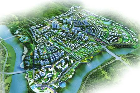 成都东部新区规划图
