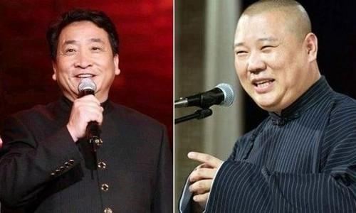 """姜昆和郭德纲,一个""""高雅""""?一个""""低俗""""?"""