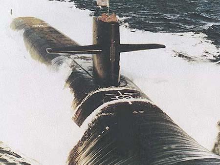 中国核潜艇_核潜艇的作用
