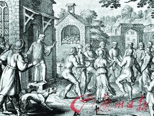 黑死病 鼠疫杆菌 瘟疫 中世纪
