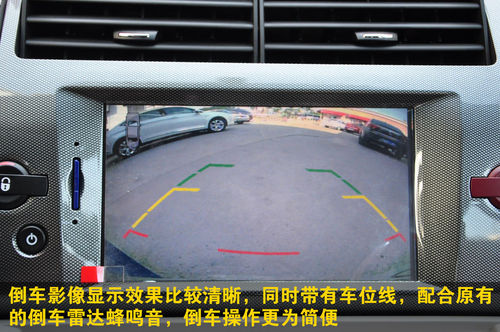 倒车影像怎么看图解,倒车影像接线图,倒车影像高清图片