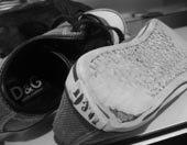 鞋底儿磨损看骨骼健康