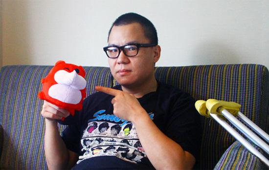 专访《转山》导演杜家毅:拍简单电影做简单人(点击查看高清组图)