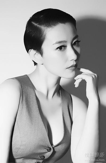 丁柳元最新时尚写真