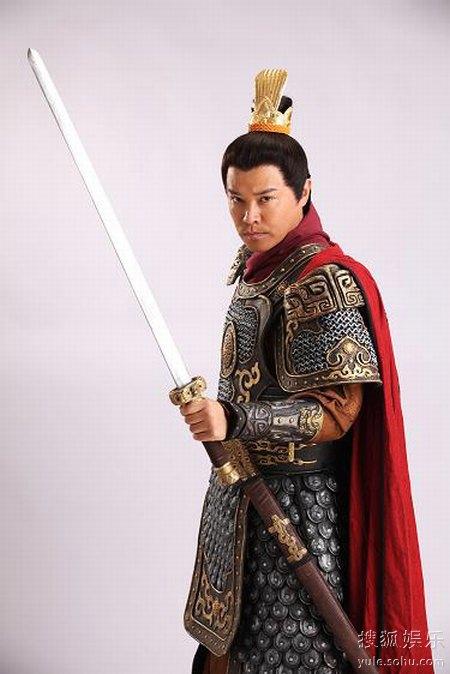 《巾帼大将军》开机 刘梓妍望江若琳做男友